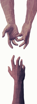 Hands by coupleofkooks
