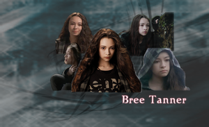 Bree Tanner Wallpaper by mewpearl