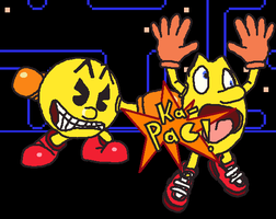 There can be only one Pac-Man by ToxicIsland