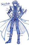 Kaiba's New Outfit by Ycajal