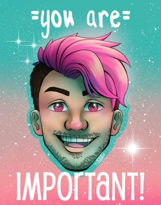 Markiplier - You are Important! by TheTinyTaco