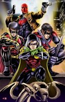 Round of Robins by WiL-Woods