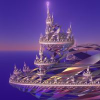 Floating City by Capstoned