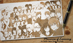 Youtaite Gakuen R3 :: Memories of Learning by runicfencer