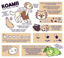 KOAMII species guide by RRRAI
