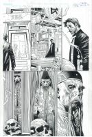 Artifacts - Issue 1 Page 12 by MichaelBroussard