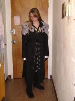 Sephiroth Coat by cyberelf2029