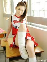 Cute Cheerleader 02 by Hanzo-Hasashi