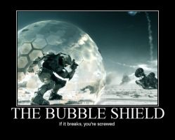 Bubble Shield by ODST-Training
