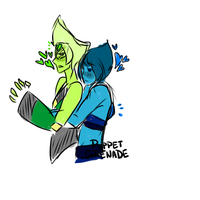 Sketchy Lapidot by puppetgrenade
