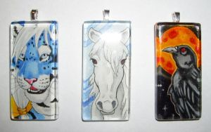 Pendants Batch 06 by Ashalind