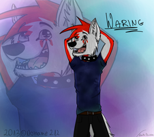 .::Waring-LOL FACE::. by Nonthyl