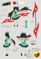 Emily Reference ( 2013 ) by frandlle