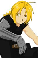 Ed elric..........AGAIN by Lavakitties