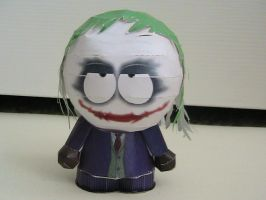 South Park Joker papercraft by may7733