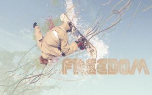Freedom by Tamile