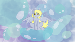 Derpy's realm by Multiponi