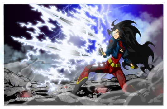 Deechan's Special Attack by Severflame