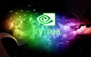 Nvidia Cloud by ivanoe89