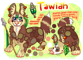 ~T A W I A H~ (Scarab AWD tribe project) by karby-licious