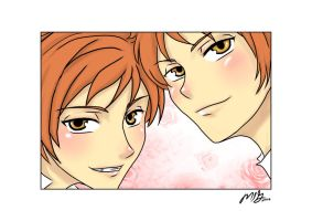 Hitachiin Brothers by Faithling