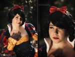 Snow white and the seven Dwarfs by LeydaCosplay