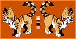Rin Kitty Ref by Toby-Wolfkat