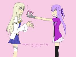 Elsword RPs - Valentines Days by NeneRuki