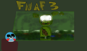 springTrap in window by ZaPbOyREAL