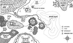 Knightmare Map 2, Updated Version by Hordriss