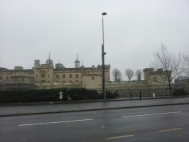 The Tower of London by XRadioactive-FrizzX