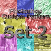Photoshop Patterns Set 2 by YesOwl