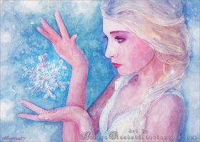 It's time to see what I can do - Elsa (Frozen) by AuroraWienhold