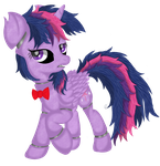 Twilight Animatronic (Five Nights at AJ's) by Law44444