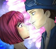 Lazy Town Love by Delusionist13