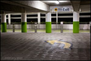 Exit by inessentialstuff