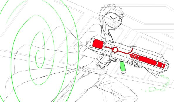 Evil Morty WIP Sketch by whymeiy