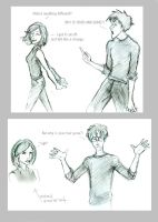 but... why is your hair gone.. by Hillary-CW