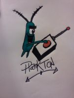 Plankton by LordGaze
