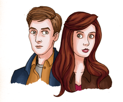 Williams and Pond by eclecticmuse