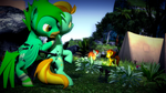 Silent Takedown by Legoguy9875