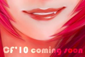 Coming soon by yurkary