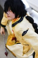 Magi - The labyrinth of magic - Judal 2 by Nekucosplay