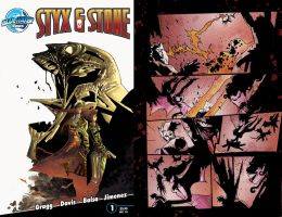 styx and stone cover issue 1 by westwolf270