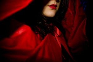 Le petit Chaperon Rouge V by camnabis