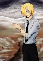 Sanji by SarahSoak