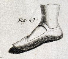 Chaussures Antiques fig 49 by Lamollesse