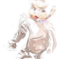 space baby by ChloeC