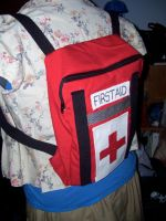Left 4 Dead First Aid Kit by KimNichole