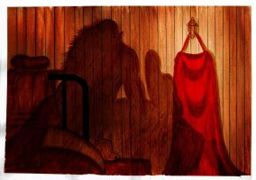 Little Red Riding Hood story (6/7) by Celtilia